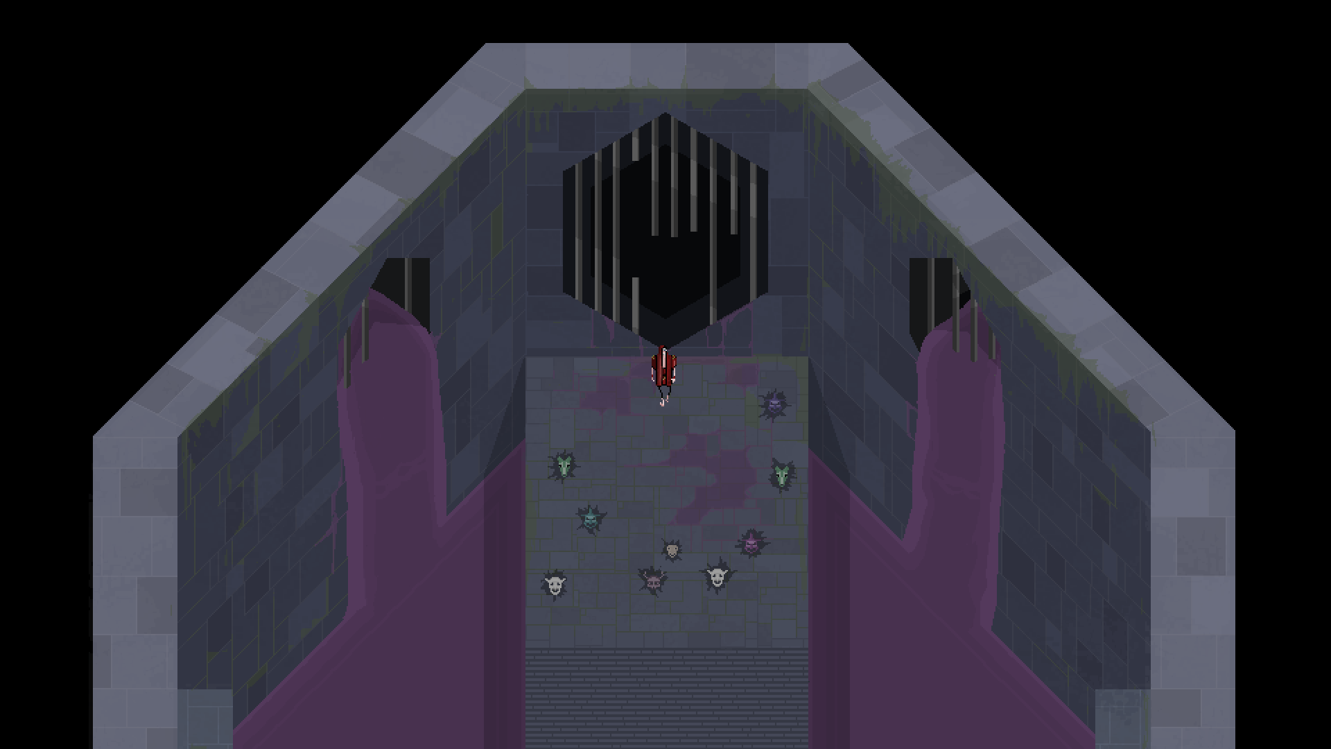 Therefore - Scenery: The Fear's Lair (Work in Progress)