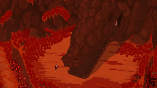 Therefore - Scenery: The Scorching Woods (Work in Progress)