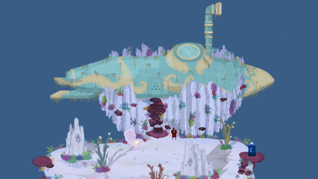 Therefore - Scenery: The Observatory (Work in Progress)