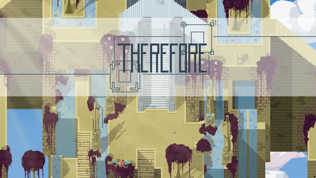 Therefore: Title screen