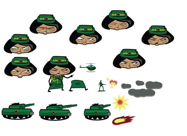 Deconstructing characters: Commandant Kuam Jo-Gurt
