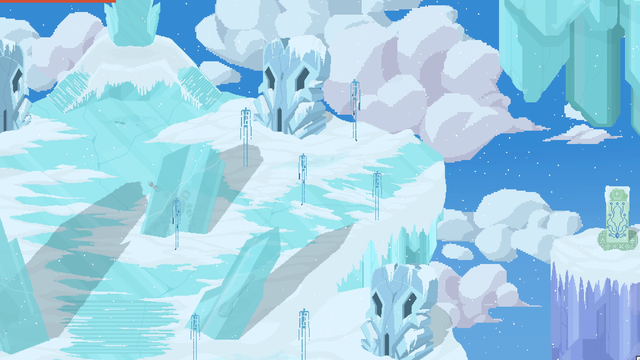Therefore - Scenery: The Snowy Tundra