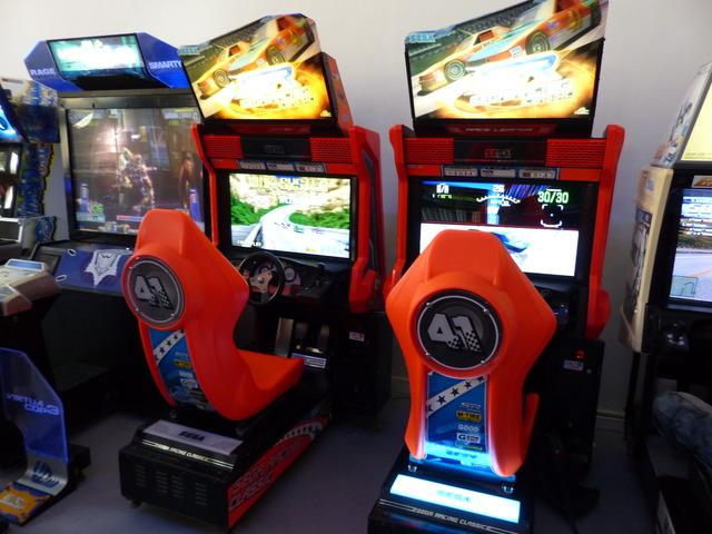 Museo Arcade Vintage - Sega Racing Classics Twin