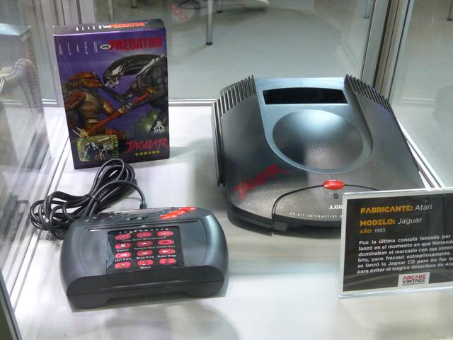 Museo Arcade Vintage - Atari Jaguar (1993)