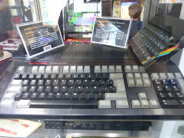 Museo Arcade Vintage - Sinclair PC200 (1988)
