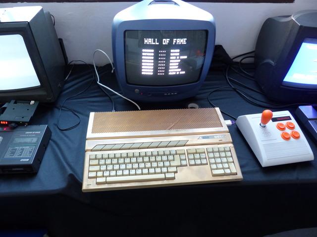 Museo Arcade Vintage - Atari 1040ST