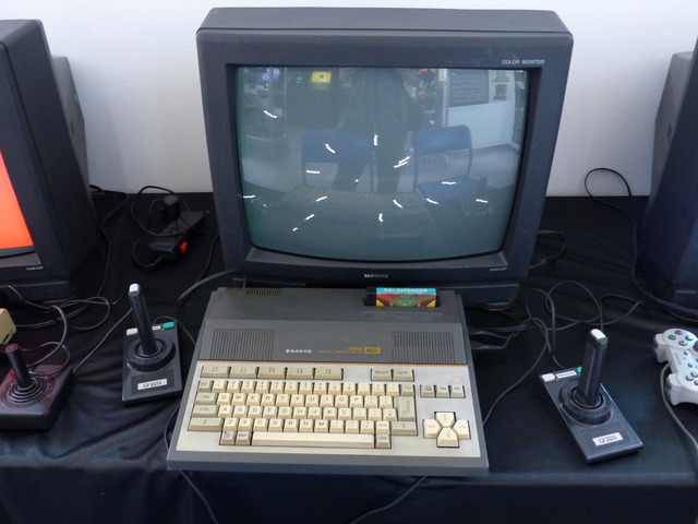 Museo Arcade Vintage - Sanyo PHC-28S