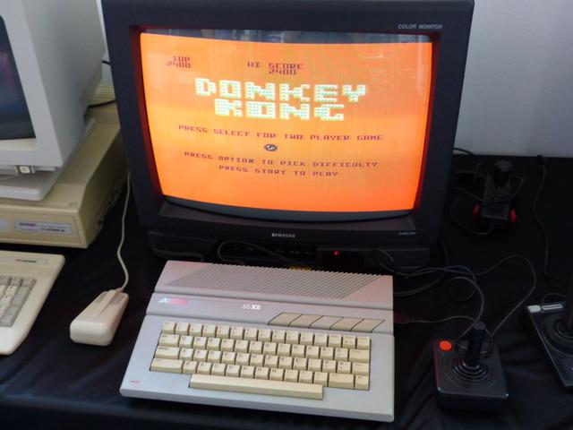 Museo Arcade Vintage -  Atari 65XE