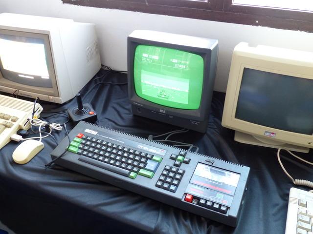 Museo Arcade Vintage - Amstrad CPC 464