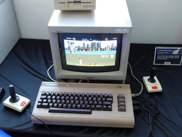 Museo Arcade Vintage - Commodore 64
