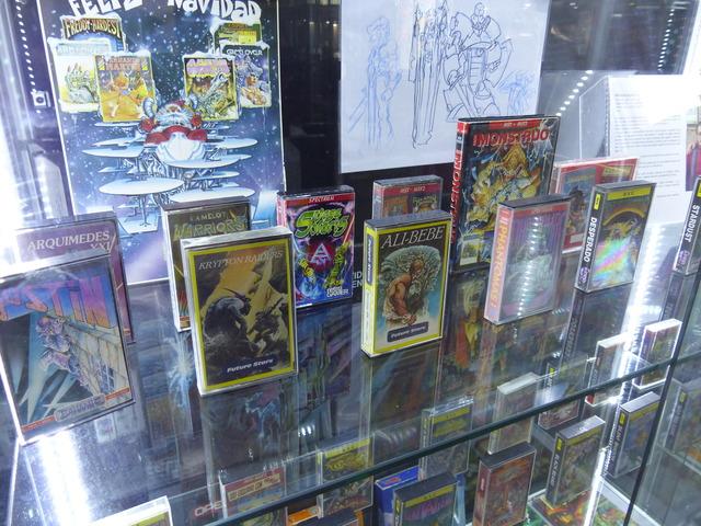 Museo Arcade Vintage - Colección Alfonso Azpiri